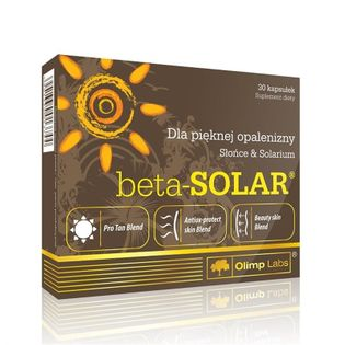 Olimp - Beta solar - 30 kaps