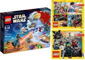 LEGO STAR WARS 75184 KALENDARZ ADWENTOWY + 2 KATAL