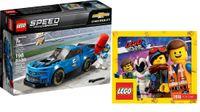 LEGO SPEED 75891 Chevrolet Camaro + KATALOG LEGO