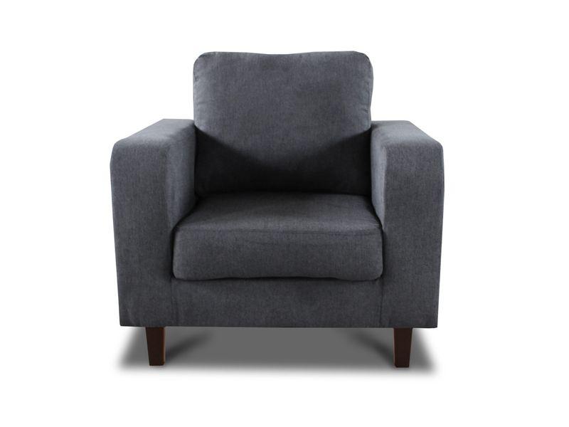 Fotel Kera w stylu skandynawskim do salonu zdjęcie 1