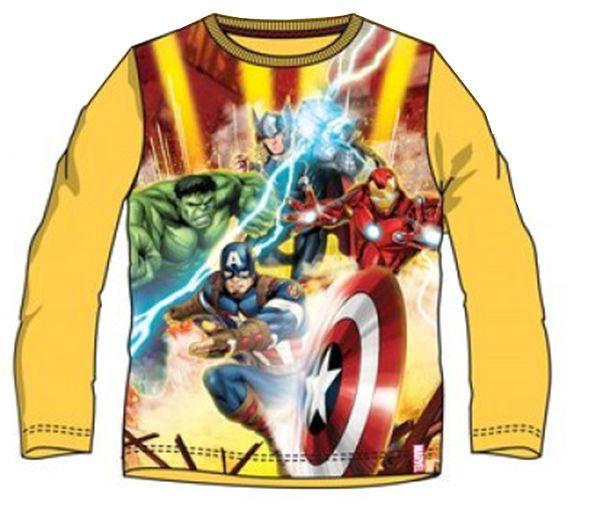 T-Shirt Avengers 10 lat r140 Licencja Marvel (HQ1290) zdjęcie 4