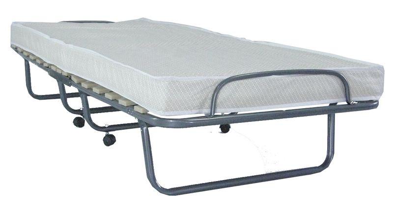 łóżko Polowe Składane Dostawka Luxor 90x200cm