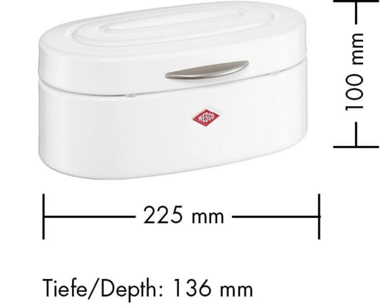Pojemnik na drobiazgi Mini Elly szary Wesco zdjęcie 4