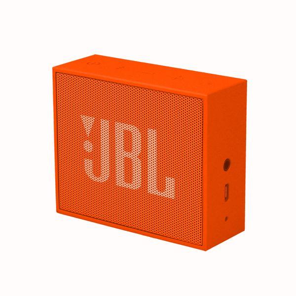 JBL głośnik bezprzewodowy Go pomarańczowy zdjęcie 1