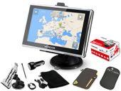 Nawigacja samochodowa VORDON GPS 5 cali Dożywotnie PL+EU