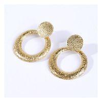 Kolczyki złote przy uchu K1284Z