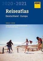 ReiseAtlas ADAC. Deutschland, Europa 2020/2021 praca zbiorowa