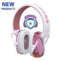 Nauszniki Ochronne dla Dzieci 3+ BuddyPhones Guardian Pink 041211