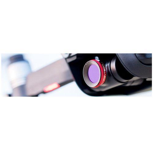 Filtr szary PGYTECH HD ND4 (Professional) do DJI Mavic Air (P-UN-019) zdjęcie 6