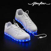 Buty Sportowe z LED GlowFlow 41 zdjęcie 6