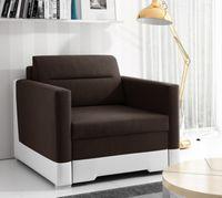 Fotel rozkladany Indiana 1os.amerykanka Producent Tk Zmywalna