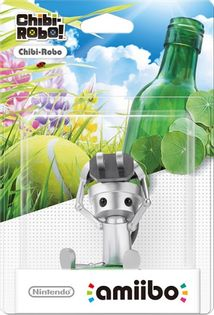 Amiibo - Chibi Robo! - 3DS Switch