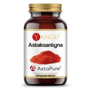 Yango Astaksantyna Astapure 60 K 438 G