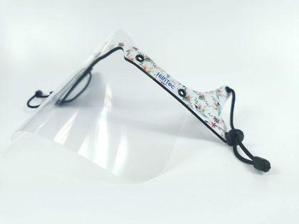 Półprzyłbica – Mini przyłbica HilfiTech L floral 1szt