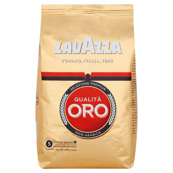 Kawa ziarnista Lavazza Qualita Oro F-VAT dostawa 24h zdjęcie 1