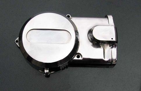 Pokrywa silnika prawa ( polerowana ) S51, S70, KR51/2, SR50, SR80