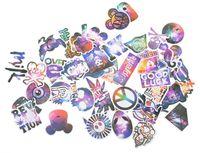 Zestaw Naklejek Sticker Bomb 50 Sztuk Mix Wzorów