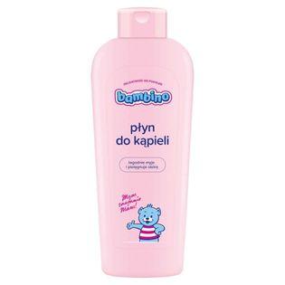BAMBINO 400ml - płyn do kąpieli dla niemowląt i dzieci