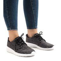 Czarne obuwie sportowe 619 r.38