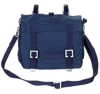 Mała torba BW na ramię niebieska