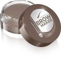 HypoAllergenic Waterproof Brow Maker wodoodporna pomada do brwi 01 Light 5g