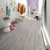 Egger Laminowane Panele Podłogowe 98,28 M² 6 Mm North Cape Oak Grey