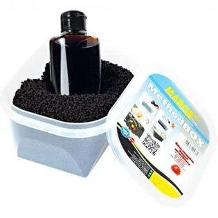 MAROS PELLET METHOD BOX (BLACK) PINEAPPLE 500G + LIQUID