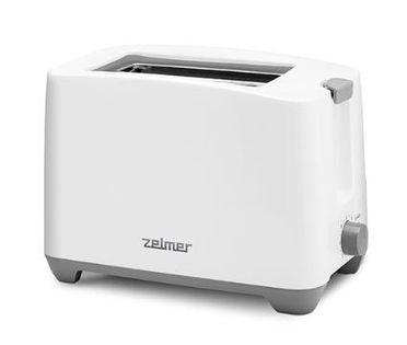 Toster Zelmer 850 W Biały ZTS7386