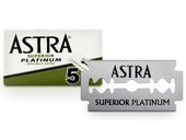 Astra Platinum żyletki do maszynek do golenia 5 szt.