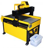 FREZARKA PLOTER CNC 6090 GRAWERKA 3kW z170mm MACH3 zdjęcie 5