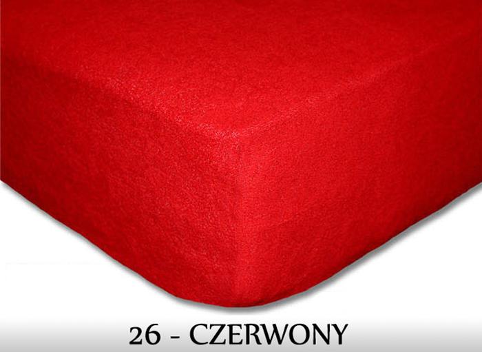 PRZEŚCIERADŁO FROTTE 100x200 Z GUMKĄ BARDZO GRUBE FROTA POLSKA na Arena.pl