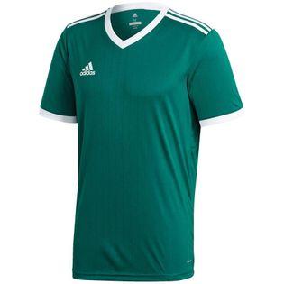 Koszulka dla dzieci adidas Tabela 18 Jersey JUNIOR zielona CE8946/CE8927