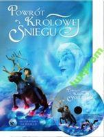 Powrót królowej śniegu opr. miękka +cd słuchowisko
