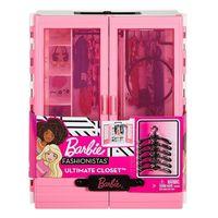 Mattel Barbie Szafa na ubranka