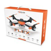 SKŁADANY DRON FOREVER FLEX Z KAMERĄ HD WIFI FPV zdjęcie 8