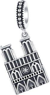Charms Srebro - Katedra Notre-Dame