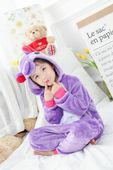 Piżama przebranie fioletowy pegaz M zdjęcie 4