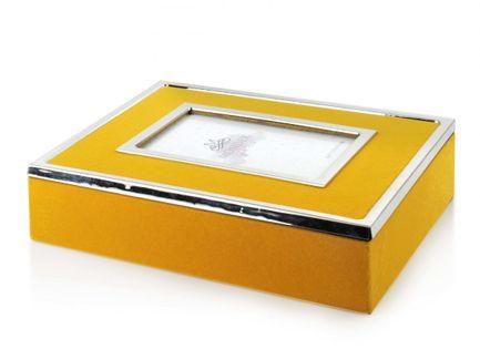 Carmen szkatułka 24x19x6cm z ramką(zdjęcie 10x15cm)