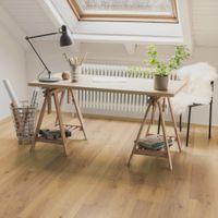 Egger Laminowane Panele Podłogowe 101,49 M² 8 Mm Oak Trilogy Natural