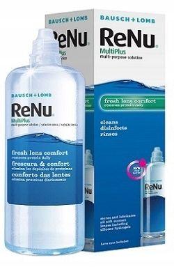 B&L ReNu Multiplus płyn soczewek 120 ml zdjęcie 1