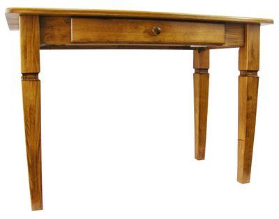 Stół kuchenny  z szufladą 100x60 wysokość 74 lite drewno bukowe