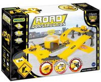 Play Tracks City budowa dróg Wader 53540