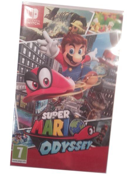 Super Mario Odyssey Nintendo (SWITCH) zdjęcie 1