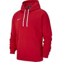 Bluza męska Nike Team Club 19 Fleece Hoodie PO czerwona AR3239 657 2XL