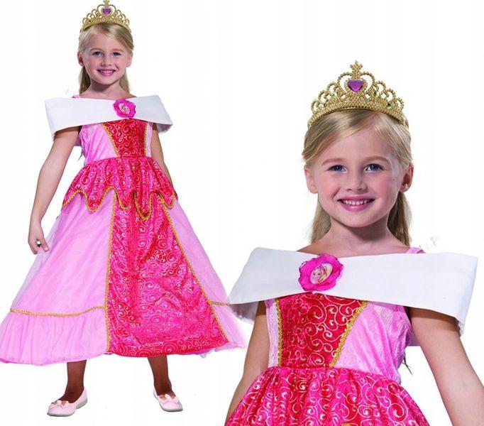 KSIĘŻNNICZKA Strój na Bal 104 KRÓLEWNA Barbie zdjęcie 1