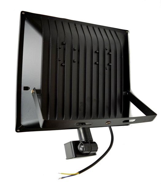 Halogen LED 100W czujnik ruchu zdjęcie 4