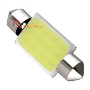 Żarówka LED C5W COB 2W C10W RURKA MOCNA 36mm