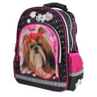 Plecak szkolny dla dziewczynki my little friend piesek shih tzu