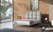 Łóżko Tapicerowane RIANA 160x200+ Stelaż zdjęcie 1