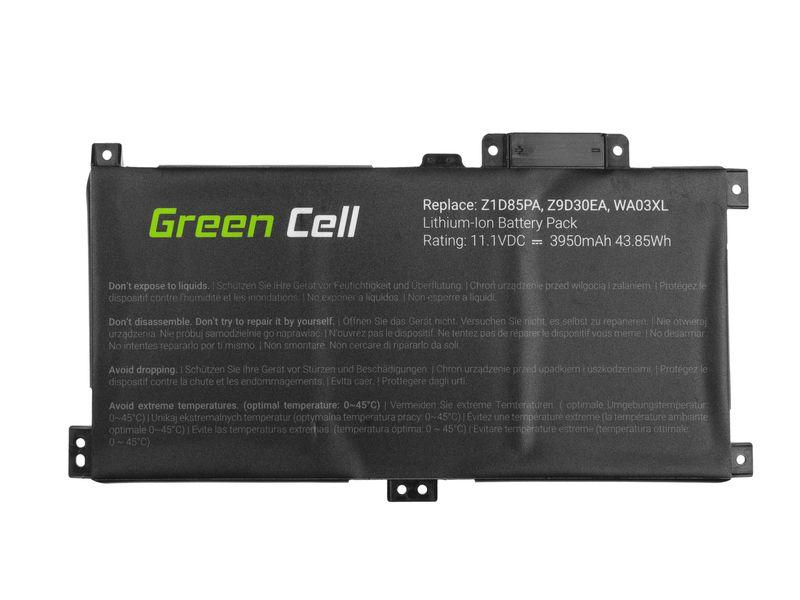 Green Cell Bateria do HP Pavilion x360 / 11,1V 3950mAh HP138 zdjęcie 5